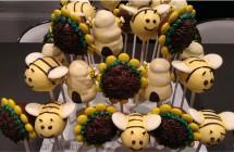 Sunflowers & Honeybees